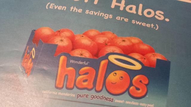 Halos coupons