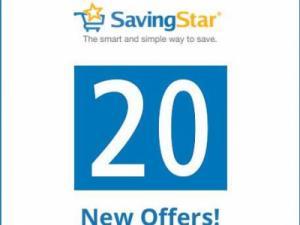 Savingstar new offers