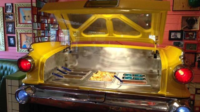Chuy's Nacho Car