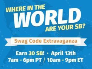 Swagbucks Extravaganza April 13, 2016
