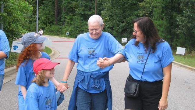 Ovarian Cancer Walk, 2008