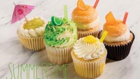 Gigi's Cupcakes summer flavors