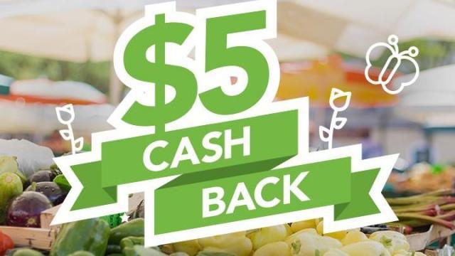 Checkout 51 offer $5 new member bonus