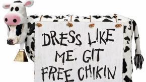 Chick-fil-A Cow Appreciation Day 2016
