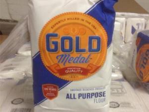 Gold Medal Flour recall 6-2016