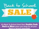 Swagbucks Back to School Sale