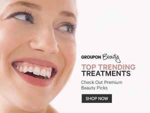 Groupon Beauty Deals