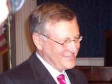 Dennis Gillings, Quintiles founder & CEO