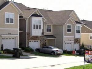 Houses in Triangle