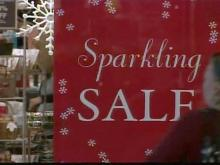 Shoppers say humbug to holiday spending