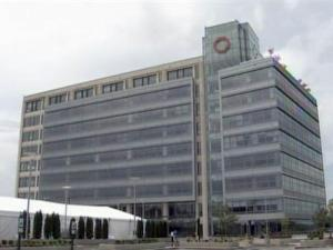 Quintiles Plaza serves as the corporate headquarters of Quintiles Transnational, the world's largest provider of drug-development services.