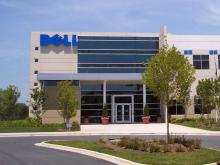 Dell plant in Winston-Salem