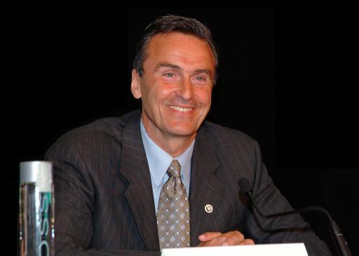 Former Nortel CEO Mike Zafirovski