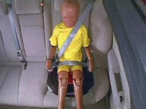 child booster seats tested