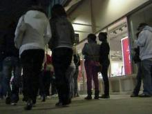 Post-Thanksgiving sales kick off at Smithfield outlets