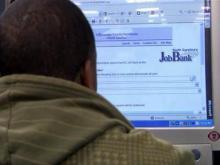 More people working temp jobs