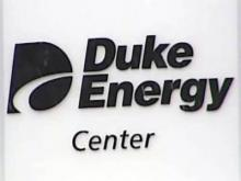 Duke Energy sign