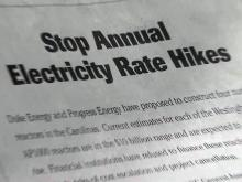 Groups don't want utilities to raise rates to build nuclear plants