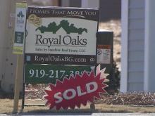Buyers scramble to bid on Triangle homes
