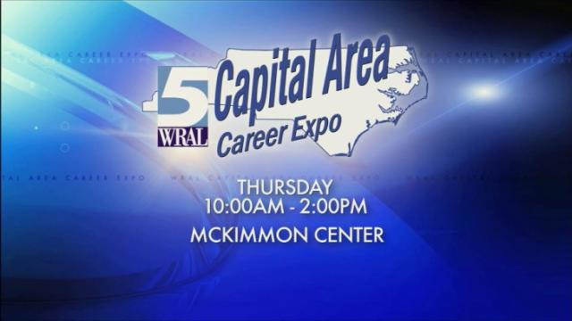 WRAL sponsors Thursday job fair