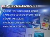 Don't be cowed by debt collectors