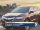 Fiat, Acura issue recalls