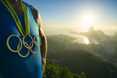 Some of the psychological tricks Olympic athletes use to succeed can be applied to just day-to-day living. (Deseret Photo)