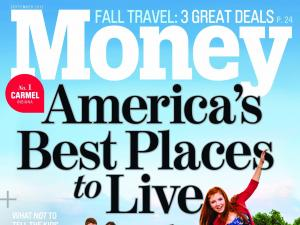 "Money's ""Best Places"" issue"