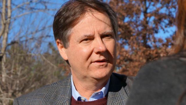 Duke finance professor Campbell Harevey