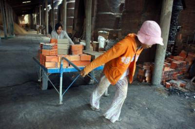 Forced labor is thought to be prevalent in India's brick kilns, quarries and textile industries, while bonded labor is known to be common in China, Pakistan and Russia. (Deseret Photo)