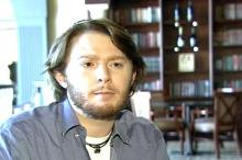 Clay Aiken Attends Charity Gala in Raleigh