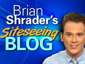 Brian Shrader's Siteseeing Blog