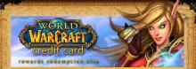&quot;World of Warcraft&quot; Credit Card
