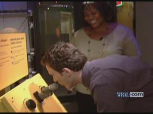 'Wild Sounds' Exhibit at N.C. Museum of Natural Sciences