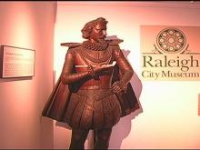 Touring the Raleigh City Museum
