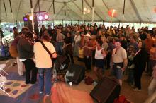 Fall Shakori Hills Grassroots Festival of Music and Dance