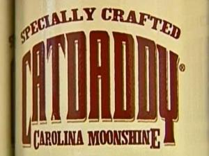 Piedmont Distillers in Madison has placed a battle of Catdaddy Carolina Moonshine in the Grammy swag bag. It will be the only liquor and official spirit of the gift bags.