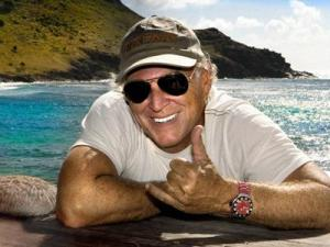 Jimmy Buffett (Image from LiveNation)