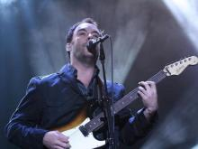 The Dave Matthews Band and Concord's own Avett Brothers performed Wednesday at Time Warner Cable Music Pavilion.