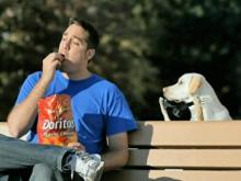Doritos dog commercial