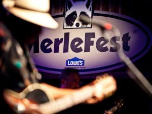 The Taj Mahal trio performs for the first time ever at Merlefest. (Photo by Nathan Clendenin)