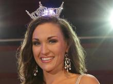 Miss North Carolina Adrienne Core