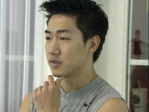 """Alex Wong, a popular contestant on the Fox show """"So You Think You Can Dance,"""" led a two-day Valentine's Day workshop for students at the Cary Ballet Conservatory in 2011."""