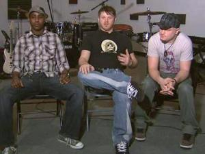 Raleigh band Cool Kid Collective talk with WRAL's Greg Hutchinson about their music.