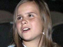 Hailey Moon, 11, attended a viewing party in Holly Springs for the royal wedding on April 29, 2011.
