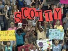 """Fans across the Triangle are rooting for the hometown boy in """"American Idol."""""""