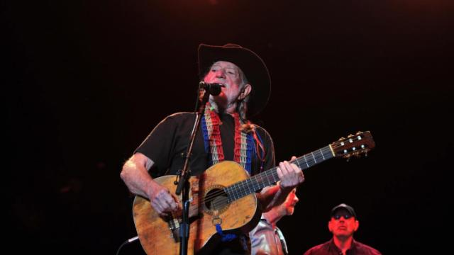 Willie Nelson performs at Rapids Jam 2011 in Roanoke Rapids, N.C., on Thursday, June 16, 2011.