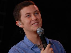Scotty McCreery performed a special concert in Raleigh to celebrate his album release and 18th birthday.