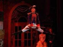 WRAL got a sneak peek at Carolina Ballet's The Nutcracker on Nov. 30, 2011. Check out these pictures from rehearsal.