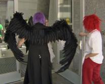 Animazement anime convention in Raleigh